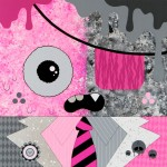"Buff Monster's ""Beyond The Pink"" at Corey Helford Gallery-2"