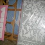 Inside Geoff McFetridge's Studio 06