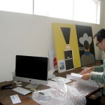 Inside Geoff McFetridge's Studio 10