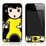 Kineda iPhone 4 Skins-4