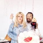 Takashi Murakami & Britney Spears for POP Magazine 01