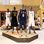 World Basketball Festival Display at Niketown New York-4