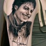 Black adn Gray Tattoo Jack Ribeiro