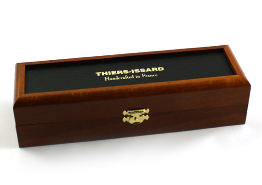 Thiers Issard Two Razor Display Box