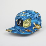 Skulls-Aquamarine-5-Panel-Cap_1