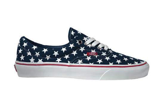 Vans Shoes Motif