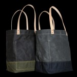 Strawfoot-Handmade-Waxed-Canvas-Tote-in-Dark-Brown-Olive-500x500