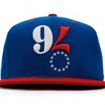 Hall of Fame x Mitchell & Ness Snapbacks - Philadelphia 76ers