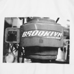 Chari & Co. x Brooklyn Machine Works Photo T-Shirts