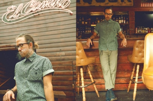 G.P.P.R. SpringSummer 2012 Lookbook