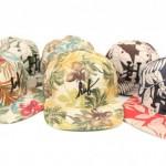 HUF x Starter Hawaiian Snapback Pack