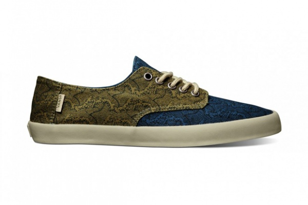 Vans Surf Collection, Rata Vulc Hemp Collection | Exclusive