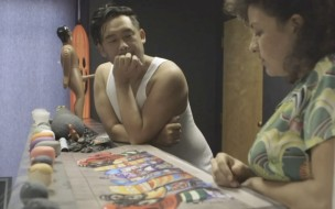 Artist-Talks-with-David-Choe-for-MocaTV
