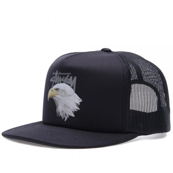 Stussy Animals Trucker Cap