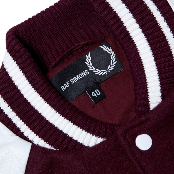 Raf Simons x Fred Perry Bomber Jacket 2