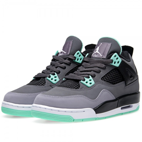 "Nike Air Jordan IV Retro ""Green Glow"""