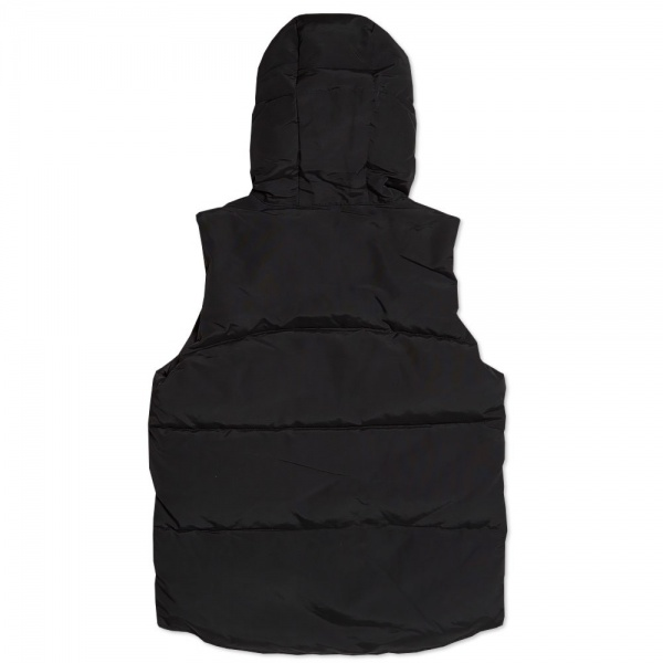 Beams Plus Hooded Down Vest 2