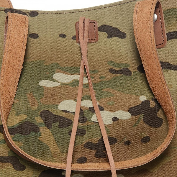 Sophnet. Cotton-Canvas Color Block Tote Bag 2