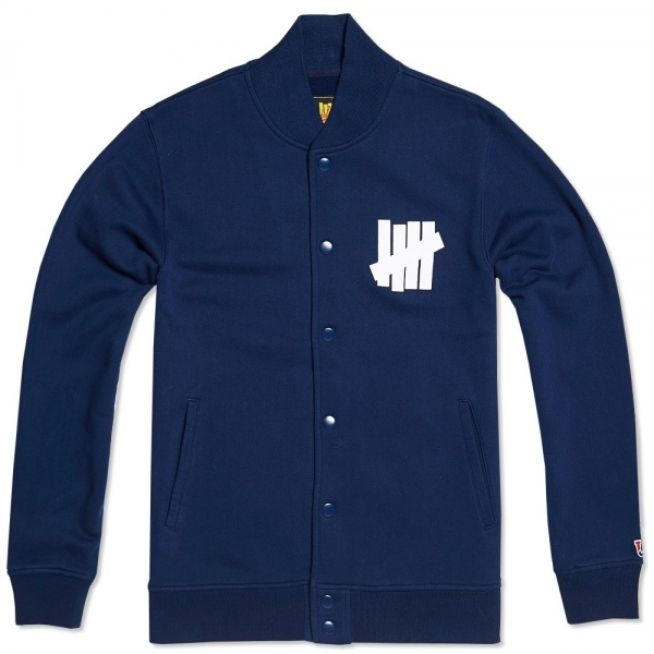 Undefeated 5 Strike Varsity Snap Sweat