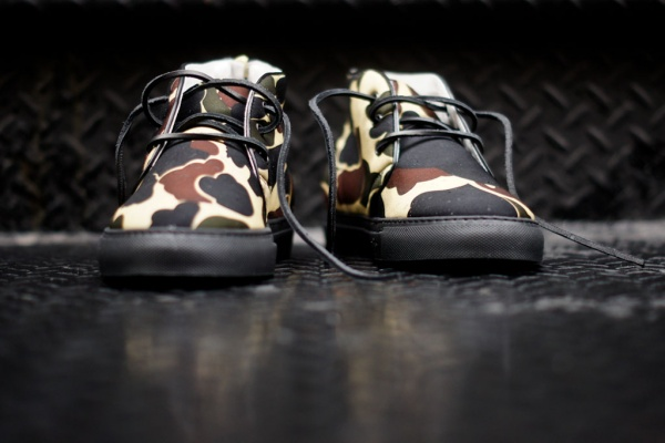 Ronnie Fieg for Del Toro 'Cloud Camo Neoprene Chukka' 4