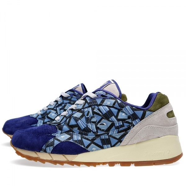 Saucony Elite x Bodega Shadow 6000 'Tribal' 2