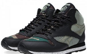 Reebok x Atmos Classic Leather Mid R12