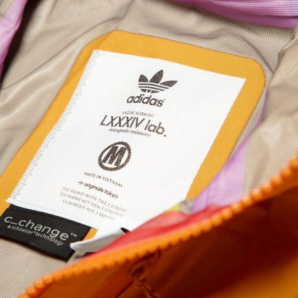 Adidas x KZK 84-Lab Shell Jacket 2