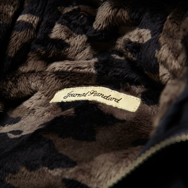 Journal Standard Camo-Lined Parka 2