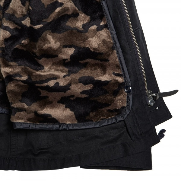 Journal Standard Camo-Lined Parka 3