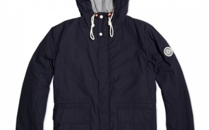 Norse Projects Nunk Cotton Hodded Jacket