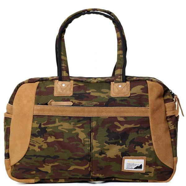Master-Piece x Be@rbrick Boston Bag
