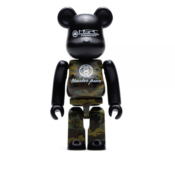 Master-Piece x Be@rbrick Boston Bag 5