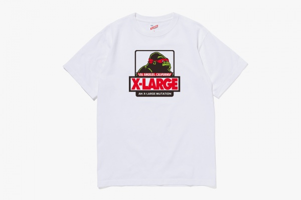 X-LARGE x Teenage Mutant Ninja Turtles 2014 Capsule Collection