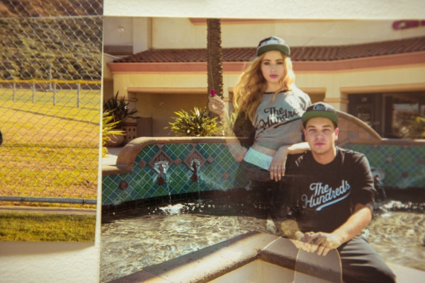 The Hundreds Spring 2014 Editorial Lookbook
