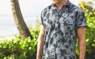 Roberta Oaks x POW! WOW! Aloha Shirts