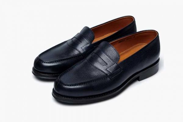 SOPHNET. Spring/Summer 2014 Grain Leather Loafers