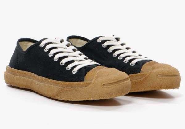 Converse Jack Purcell First String Crepe Collection