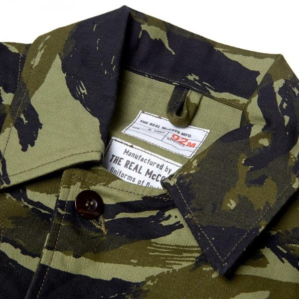The Real McCoy's Sgt. Oddball Lizard Shirt Jacket 1