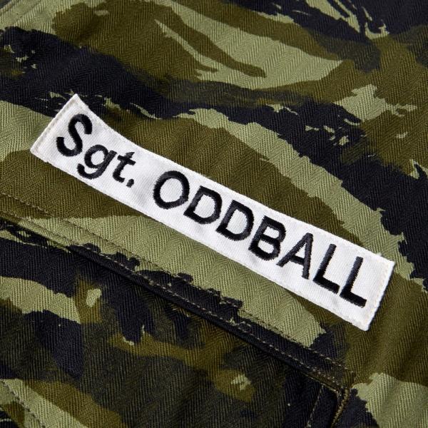 The Real McCoy's Sgt. Oddball Lizard Shirt Jacket 2