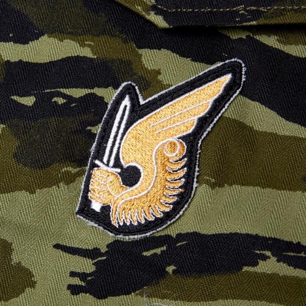 The Real McCoy's Sgt. Oddball Lizard Shirt Jacket 3