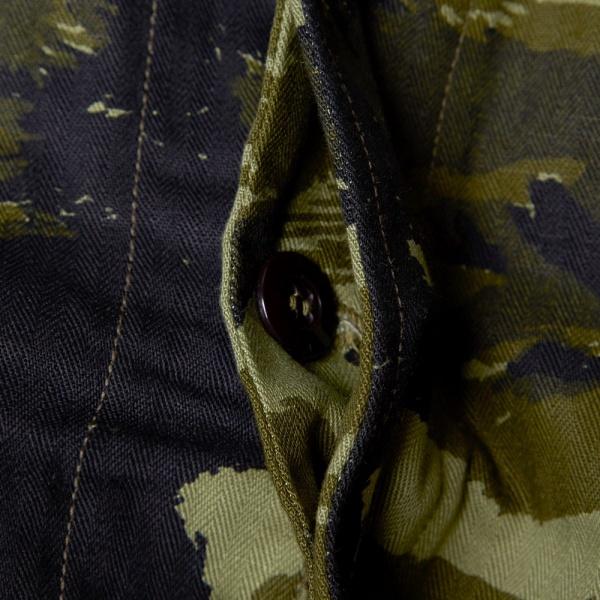 The Real McCoy's Sgt. Oddball Lizard Shirt Jacket 4